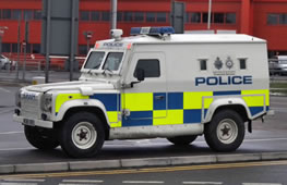 Met Wants New Armoured Vehicles to Tackle Public Disorder