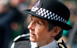 Met Commissioner Promises Police Numbers Will Reach 33,000