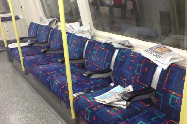 Drop in passenger numbers has cut TfL's revenue