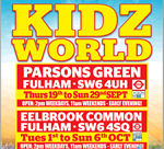 John Parnham Kidz World At Parsons Green And Eelbrook Common