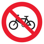 No Cycling In Richmond Park