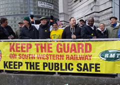 Winter Of Discontent Ahead On South Western Railway