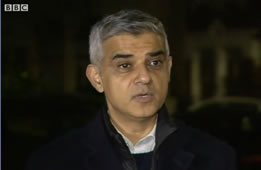 Mayor Asks London