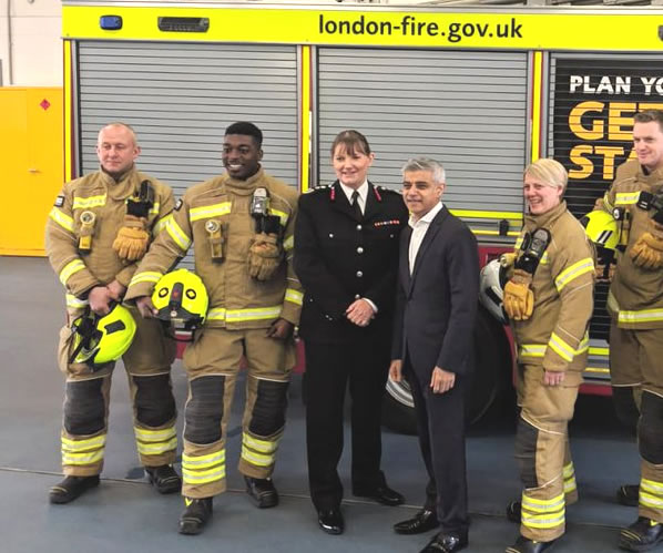 Mayor To Raise Tax To Fund Police and Fire Service