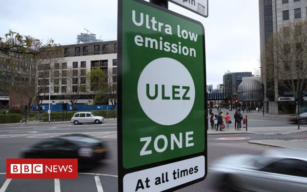 Congestion Charge Returning This Week After TfL Bailout