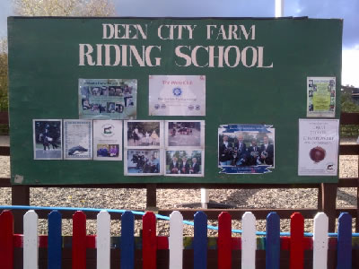Deen City Farm Thanks Volunteers