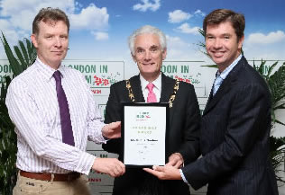 London in Bloom success for borough