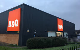 New B&Q Store Opens in South Wimbledon