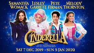 Samantha Womack And Lesley Garrett Team Up For Wimbledon Panto