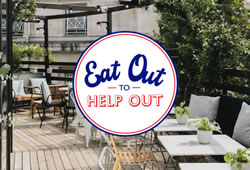 Eat Out To Help Out In Wimbledon