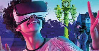 Virtual Reality Festival To Mark The End Of Film Merton