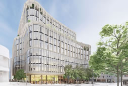 Twelve-Storey Office And Shops Block Planned For Wimbledon Town Centre