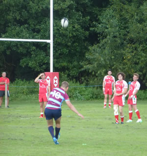 Doe scores points for Wimbledon RFC