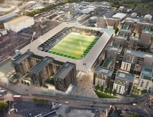 AFC Wimbledon Need An Extra £11m To Complete Their Stadium