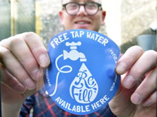 New Refill Merton Campaign To Cut Down On Single-Use Plastic Bottles