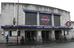South Wimbledon Tube Is To Re-Open On A Part-Time Basis