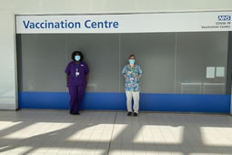 Get Your Vaccines at the Centre Court Shopping Centre