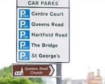 Council To Immediately Shut Car Parks At Merton Parks