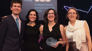 Wimbledon High School Scoops Top Technology Award