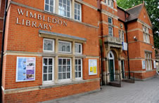 Wimbledon Library Set To Re-Open For Business