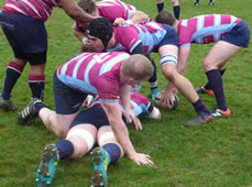 Wintery Win In Watchable Game For Wimbledon RFC