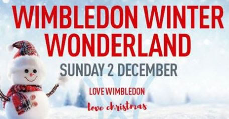 Winter Wonderland in Wimbledon